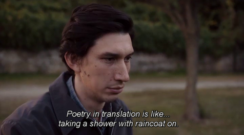 Paterson: poetry in everydaylife
