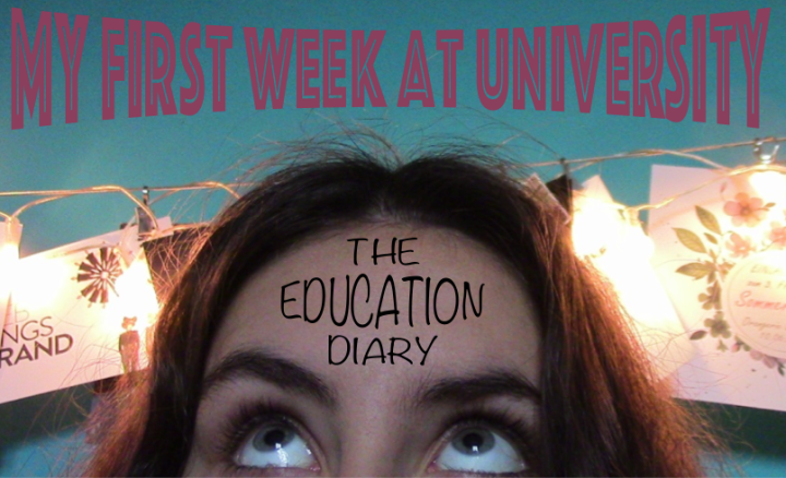 I am a student! / the education diary(3)