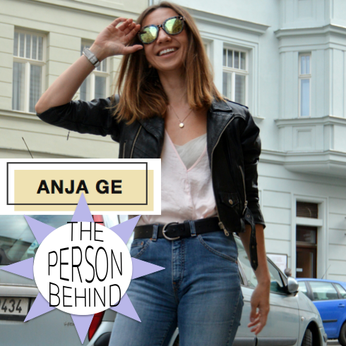 The Person Behind: Anja Ge