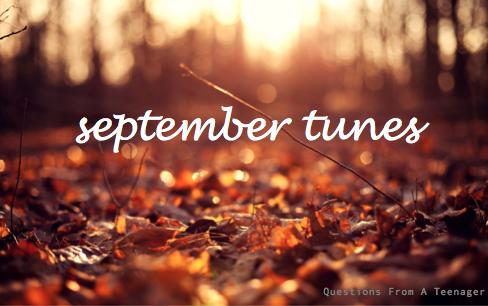 Monthly Music: September17