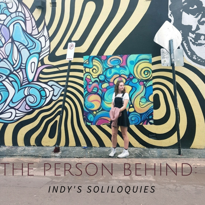 The Person Behind: Indy'sSoliloquies