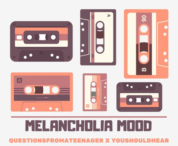 melancholia mood / playlist collab with YouShouldHear