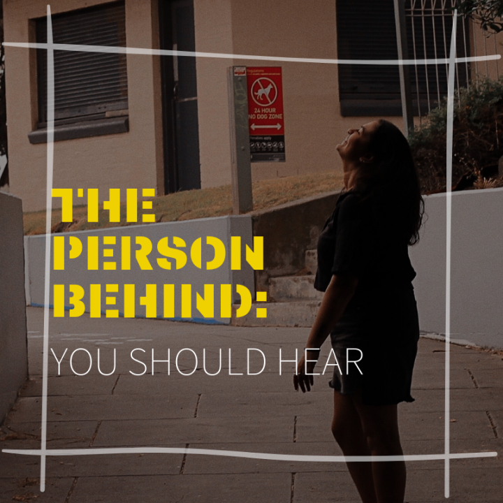 The Person Behind: YouShouldHear