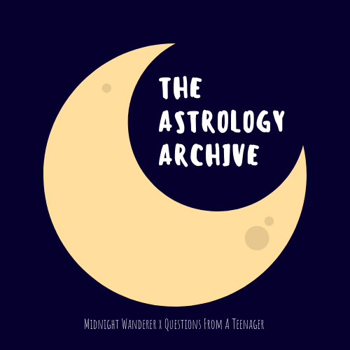 The Astrology Archive – Pisces ♓︎